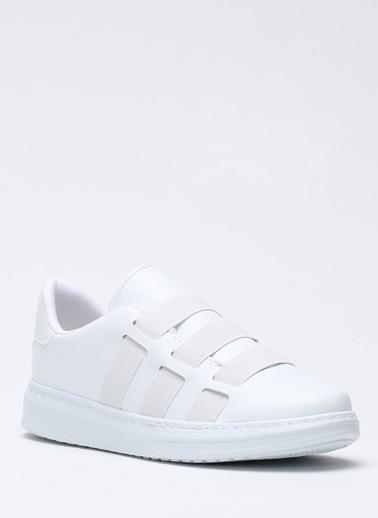 Shoes1441 Ayakkabı Beyaz